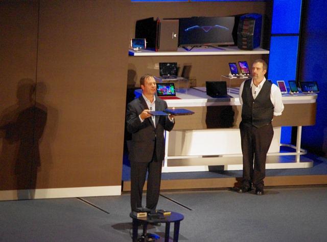 Intel giới thiệu những trải nghiệm di động mới tại Computex 2015