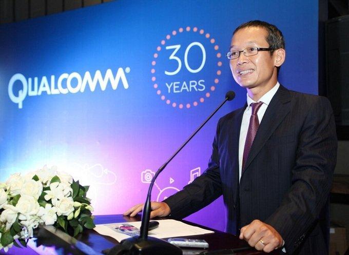 Ông Thiều Phương Nam - CEO Qualcomm Đông Dương