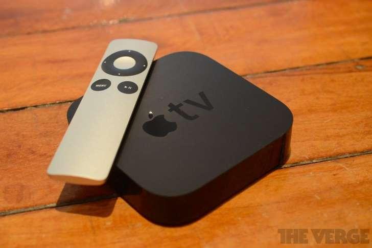 Apple TV với Siri và App Store có thể ra mắt vào tháng Chín
