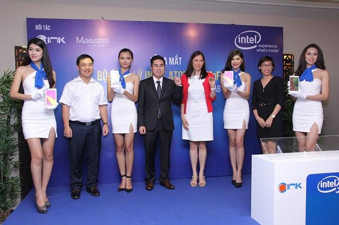 Intel giới thiệu VXL Atom X3 SoFIA tại Việt Nam