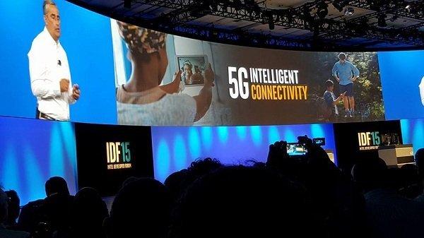 Intel giới thiệu mạng lưới di động thế hệ 5G tại IDF 2015