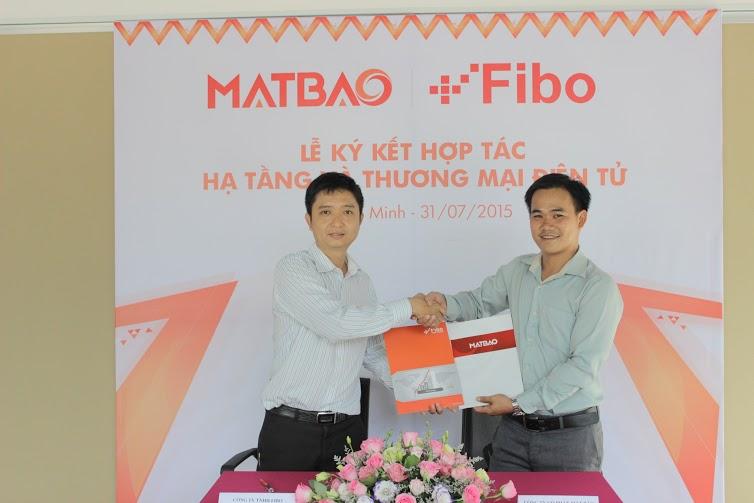 Mắt Bão Group và Công ty TNHH Fibo