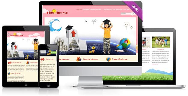 Website giáo dục - Chiến lược mới tiếp cận học viên