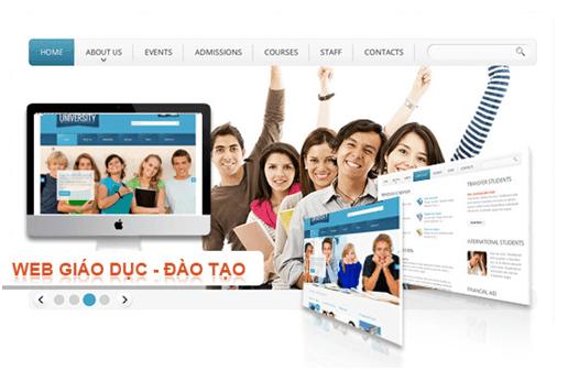 Website giáo dục - Chiến lược mới tiếp cận học viên 2