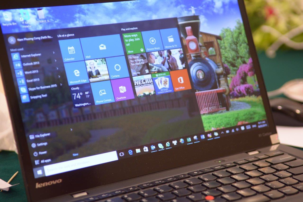 Windows 10 có mặt trên 75 triệu thiết bị 2