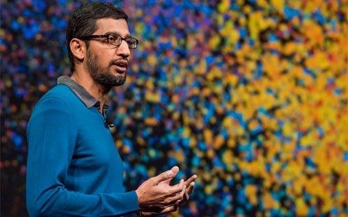 Chân dung sếp mới của Google