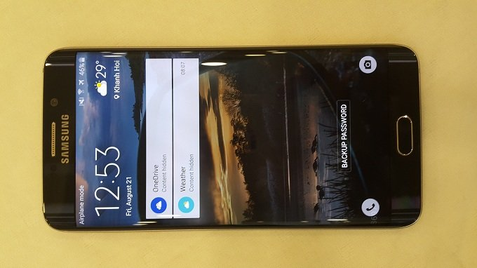 Galaxy S6 edge có giá 19 triệu đồng 2