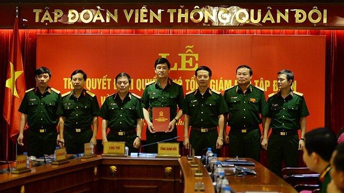 Thuong ta Do Minh Phuong nhan quyet dinh tu Ban TGD TD