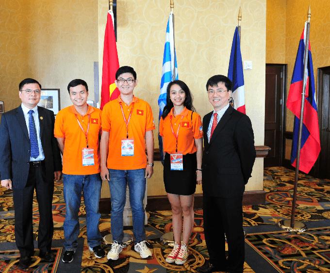 Viettel là nhà tài trợ độc quyền của Cuộc thi Vô địch Tin học Văn phòng Thế giới