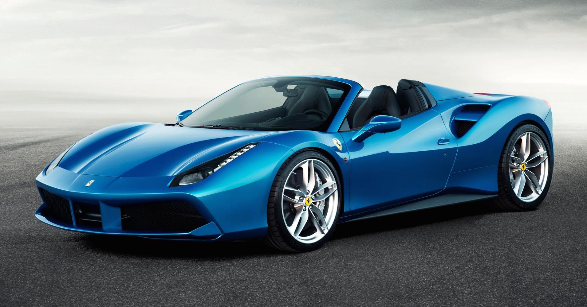 Ferrari488Spider