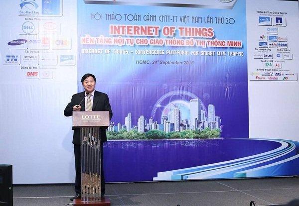 Internet of things Nền tảng hội tụ cho giao thông đô thị thông minh
