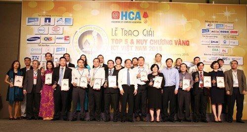 TP.HCM vinh danh 51 đơn vị CNTT tiêu biểu 2015