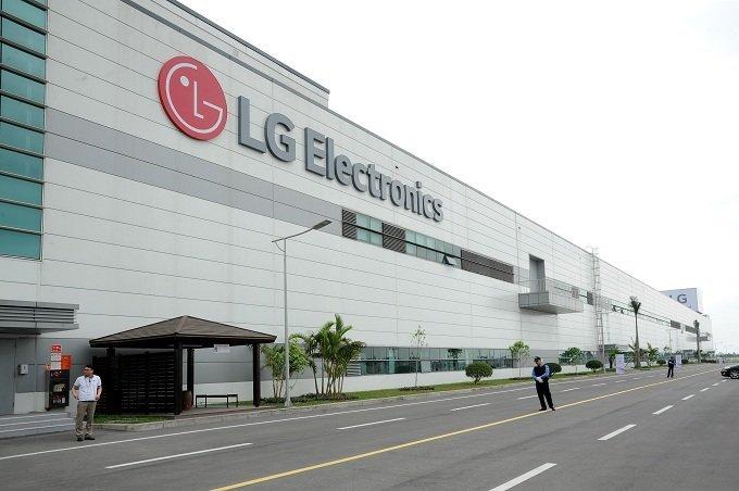 Nhà máy LG Electronics tại Hải Phòng