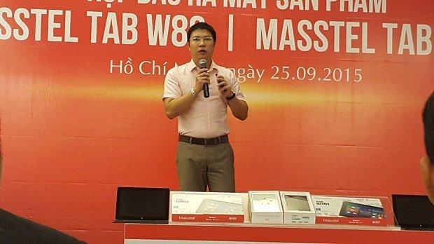 Masstel ra mắt 2 tablet Windows 10 ở Việt Nam