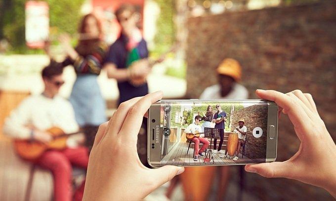 Samsung giới thiệu Galaxy S6 Edge tại Việt Nam