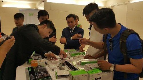 SYNstyle Distribution là nhà phân phối phụ kiện Belkin tại VN 2