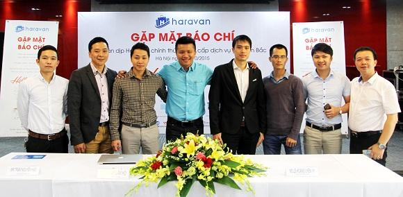 Haravan giới thiệu HaraPage và mở chi nhánh tại Hà Nội