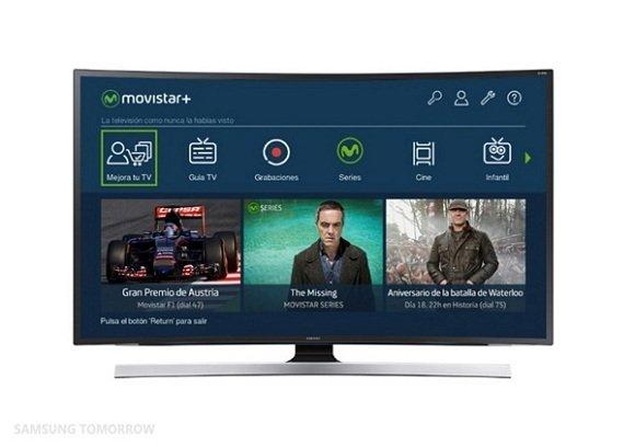 1 Tivi có kết nối Internet là một trong những điển hình của Internet của Vạn Vật