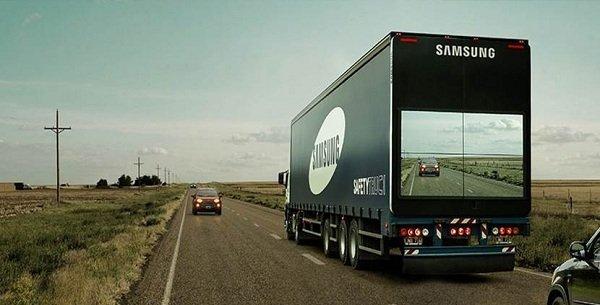 Samsung thắng 8 giải thưởng tại CLIO Awards - Safety Truck