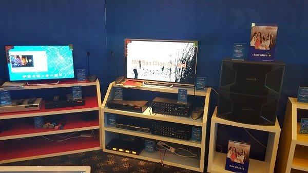 Viettronics giới thiệu dòng sản phẩm karaoke áp dụng công nghệ hiện đại 2