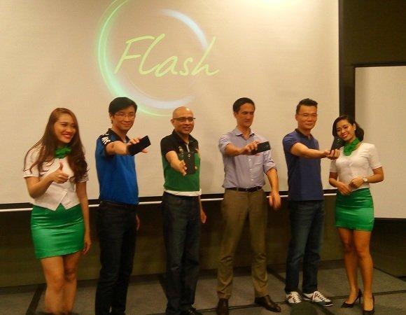 Ra mắt Alcatel Flash 2 dành cho chụp ảnh với giá 2.990.000đ