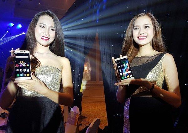 Ra mắt smartphone Coolpad Shine với giá 549 triệu đồng