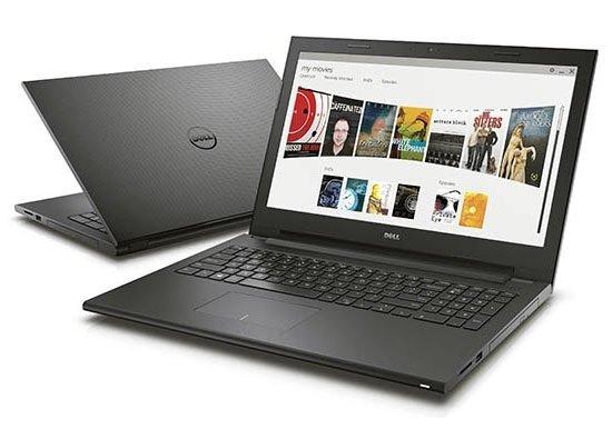 Dell N3558 - laptop bán chạy nhất tại FPT Shop tháng 9
