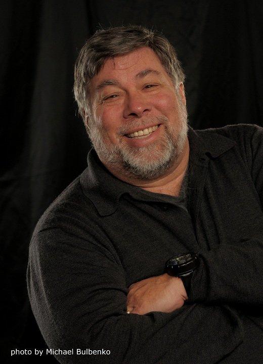 Steve Wozniak Cha đẻ của máy tính Apple