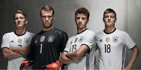 Adidas German