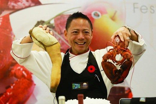 Lễ hội ẩm thực văn hóa Canada tại TP.HCM