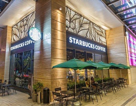 Starbucks Pearl Plaza