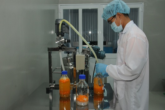 Khu Công nghệ cao TP.HCM khánh thành Xưởng sản xuất Nano Curcumin 2