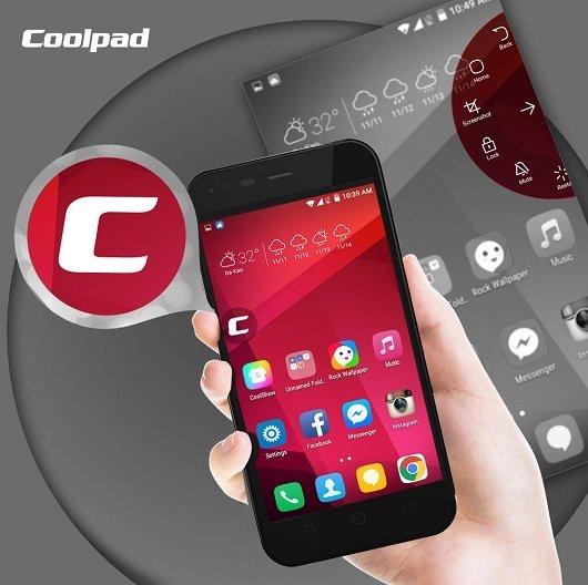 Smartphone 2 SIM Coolpad Roar lên kệ với giá 2.599.000 đồng