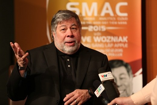 Ong Steve Wozniak