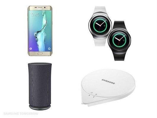 Samsung dành 38 giải thưởng Sáng tạo tại CES 2016