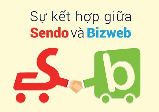 Bizweb và Sendo hợp tác hỗ trợ doanh nghiệp TMĐT