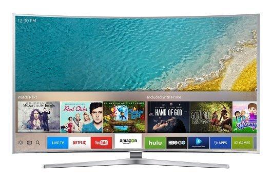 Samsung giới thiệu giao diện cải tiến mới cho Smart TV