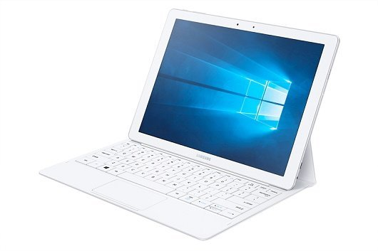 Galaxy TabPro S 006 Perspective White