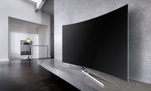 Samsung TV SUHD 2016 - KS9000-1