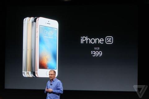 iphone se 399 usd