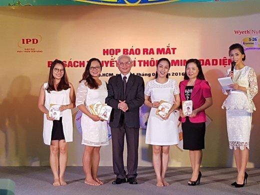 Bo Sach Thuyet Tri Thong minh da dien