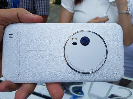 ZenFone Zoom smartphone cao cấp nhất của ASUS có mặt tại VN