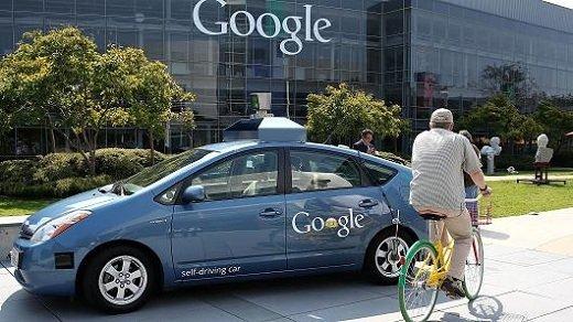 google car self-drive
