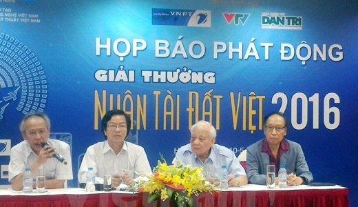 Nhan Tai Dat Viet 2016