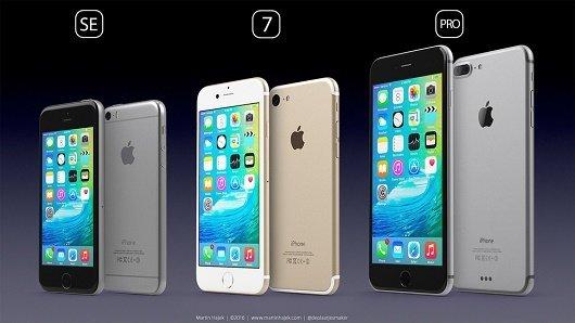 iPhone 7 rumer