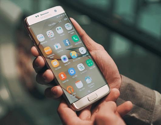 Samsung Galaxy S7 edge 2016