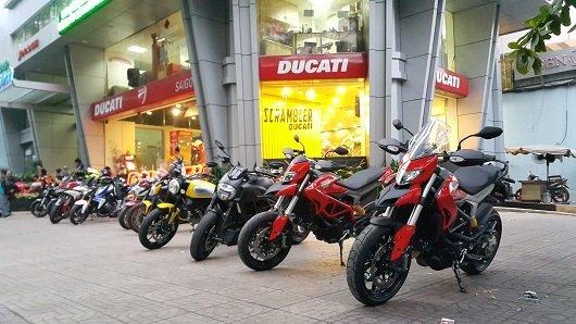Ducati Travel Experience 2016 Trải nghiệm xe ở 10 thành phố