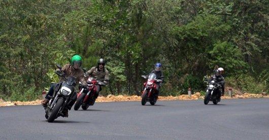 Ducati Travel Experience 2016 Trải nghiệm xe ở 10 thành phố - Deo Chuoi