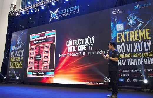 Intel giới thiệu VXL Core i7 Extreme Edition