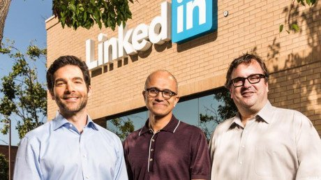 Microsoft chi 26 tỷ USD thâu tóm LinkedIn